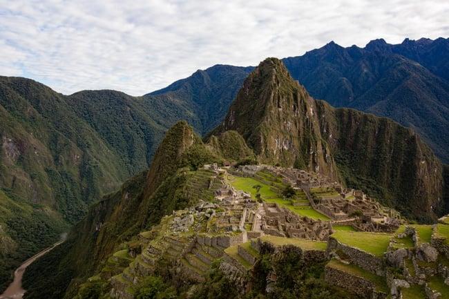 LA Machu Picchu par Anthony