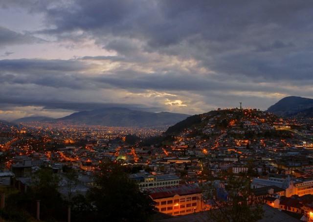 Quito, Equateur