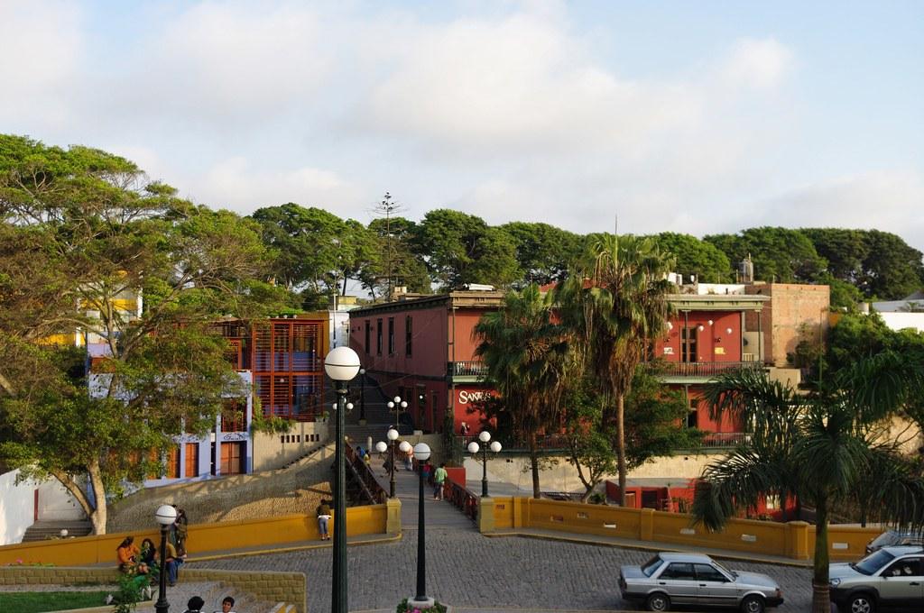 Barranco, le quartier bohème