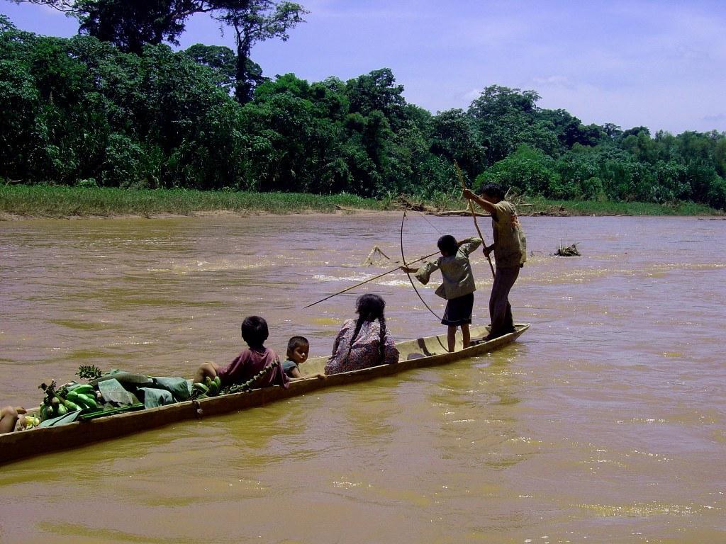 Bolivie - Tribus indigènes