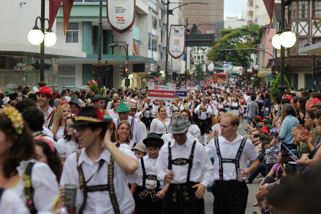 Quand partir au Brésil ? Pour l'Oktoberfest Blumenau