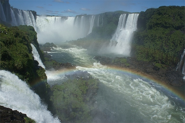 Garganta del Diablo - Iguazù Crédit photo à : Leviacarmina https://www.flickr.com/photos/leviacarmina/