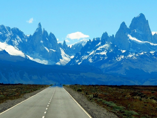 La cordillère des Andes Crédit photo : Cleide Isabel https://www.flickr.com/photos/cleide_isabel/