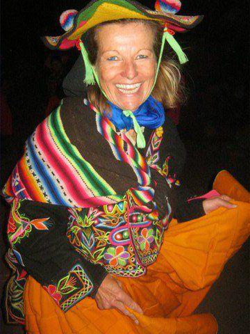 Capachica -Pérou