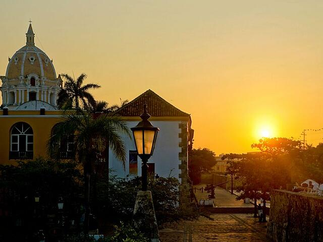 Carthagne Colombie