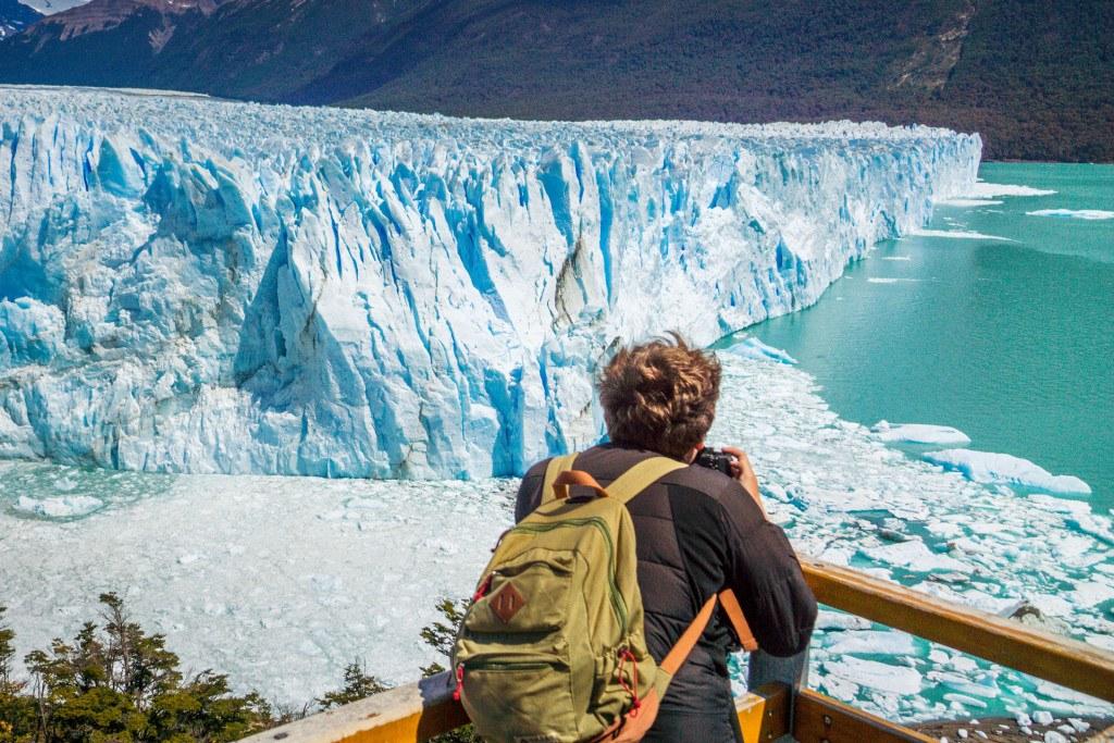 Que voir en Patagonie, le Perito Moreno.