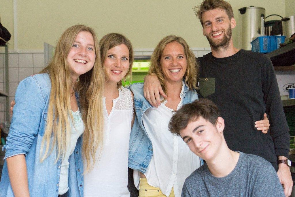 Journée Sociale : Equipe cuisine Viventura