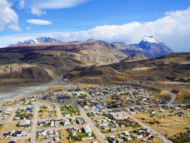 El Chalten, Patagonie, Argentine