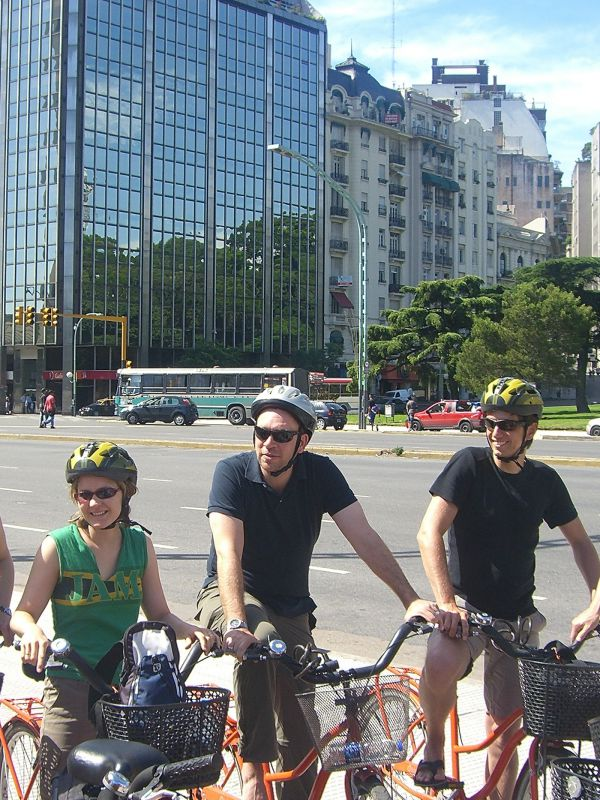 En velo à Buenos Aires