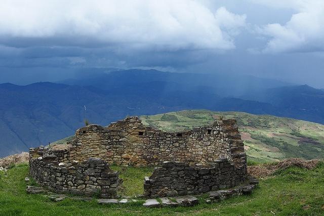 Kuelap, l'autre Machu Picchu, Perou