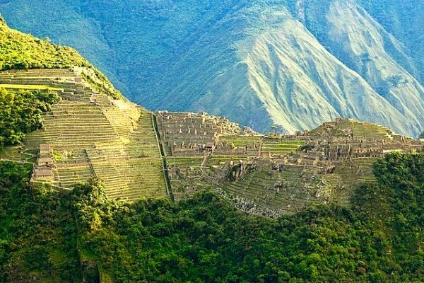 Machu Picchu Crédit photo à Dimitry B. https://www.flickr.com/photos/ru_boff/