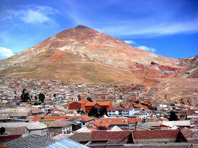 Potosi, Bolivie copyright NeilsPhotography