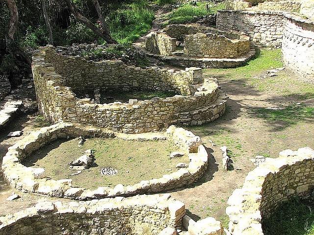 Ruines de Kuelap, Perou