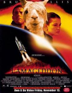 Serge le Lama et Armageddon
