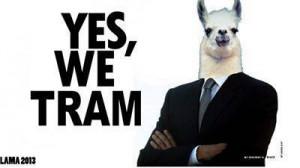 Serge le Lama et Obama
