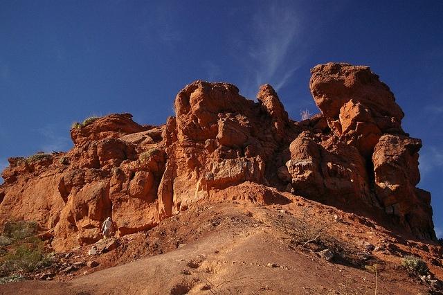 Valles Calchaquies argentine