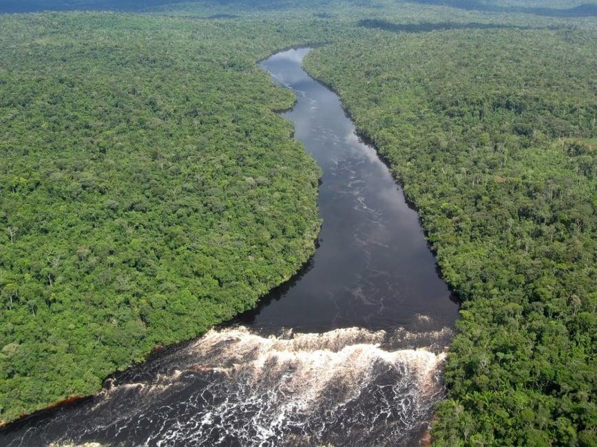 Quand partir au Brésil ? Vue sur le fleuve Amazone