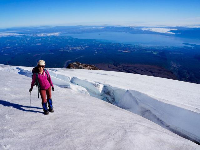 Que faire au Chili ? Gravir le volcan Villaricca.