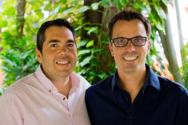 Pablo et Andre