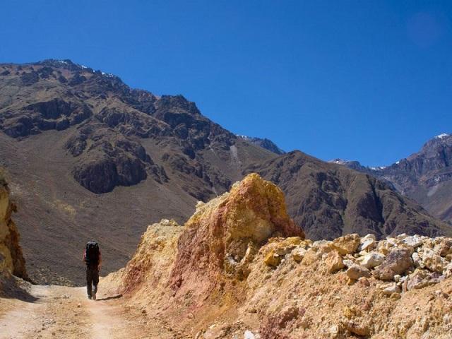 ballade Canyon de Colca, Pérou