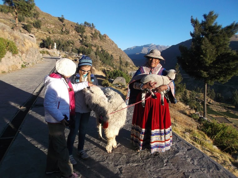 ballade au Pérou