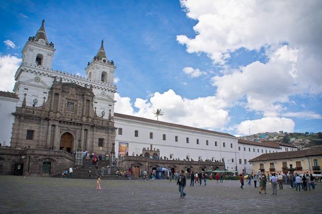 Que faire à Quito ? Visitez le centre historique
