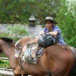 Equitation en Patagonie