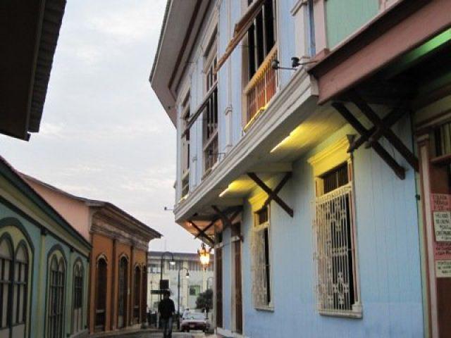 couleurs de Guayaquil Equateur