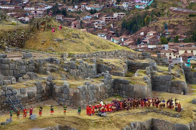 célébration de l'Inti Raymi, Cusco, Pérou © mckaysavage