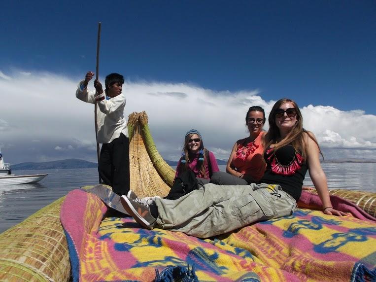 croisiere sur le lac Titicaca insolite
