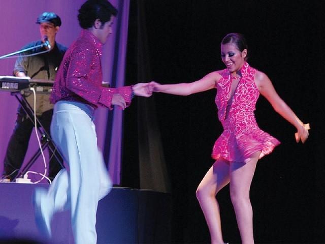 Danse à Carthagène , Colombie