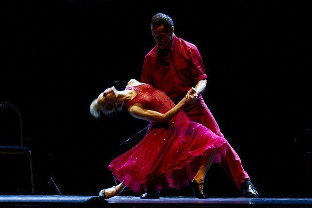 danseurs tango