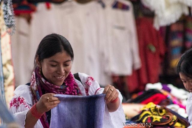 Que faire à Quito ? Sortir de la ville et voir le marché traditionnel d'Otavalo, Équateur