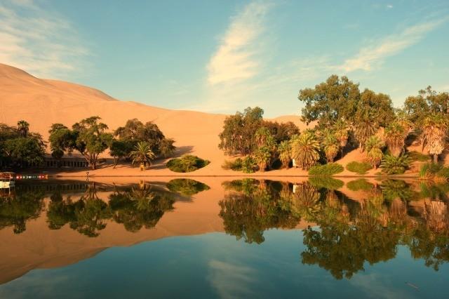 oasis huacachina Pérou