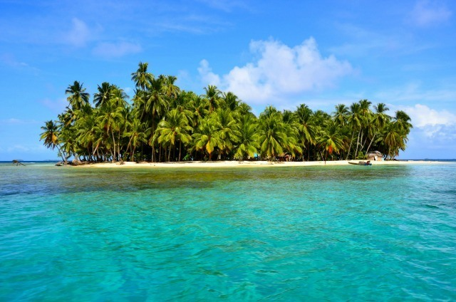 île paradisiaque Caraïbes