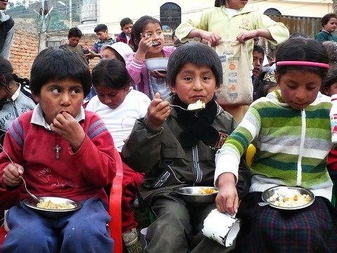 instant convivial a la maison des jeunes de Quito