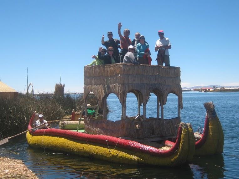 lac Titicaca Perou