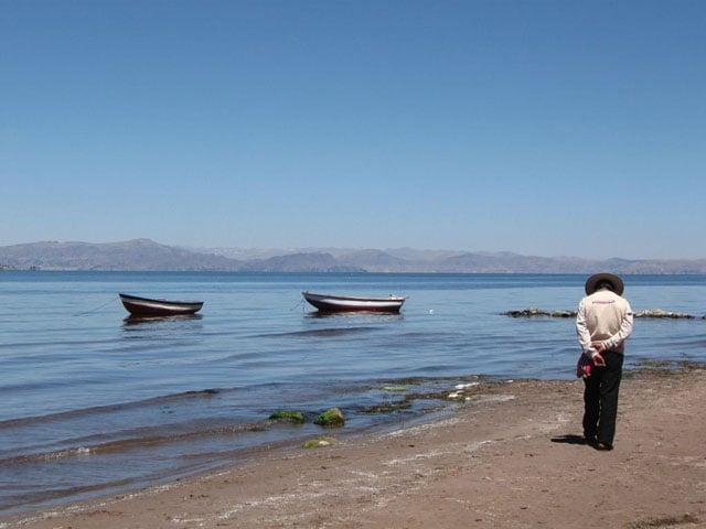 lac titicaca - Andes