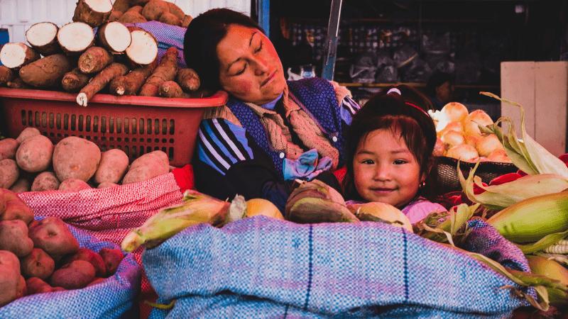 Marché Rodriguez de La Paz - Daniele Zanni : Flickr