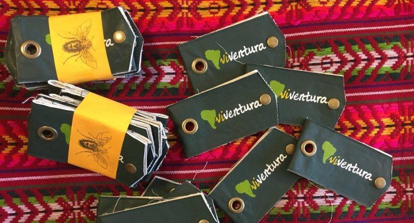 Étiquettes bagages Viventura