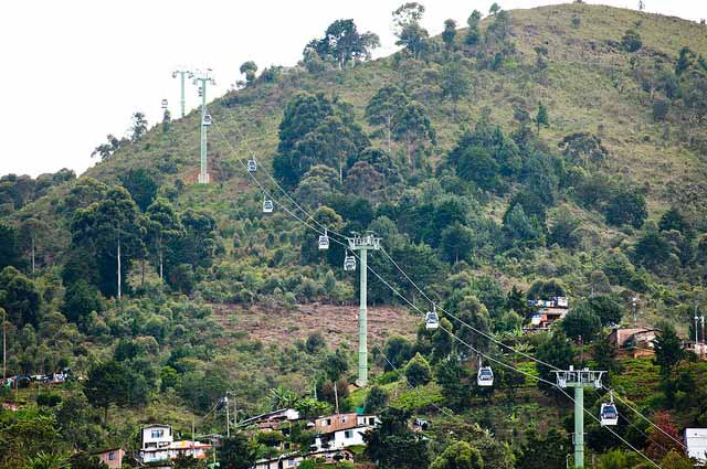Parc Avri Medellin Colombie