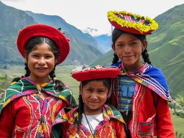 culture des Andes