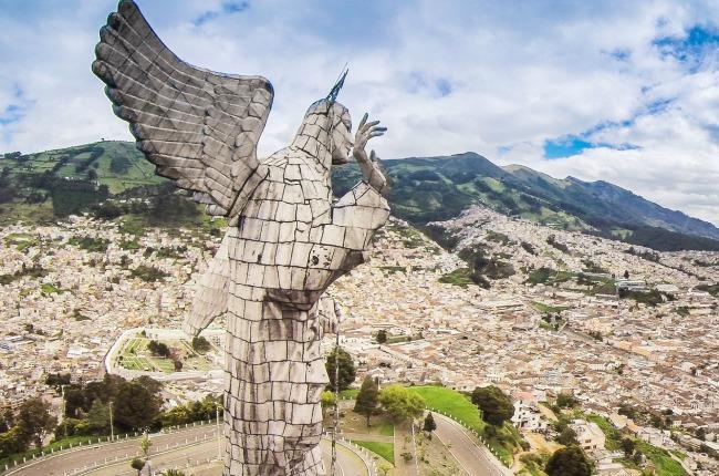 El Panecilio à Quito