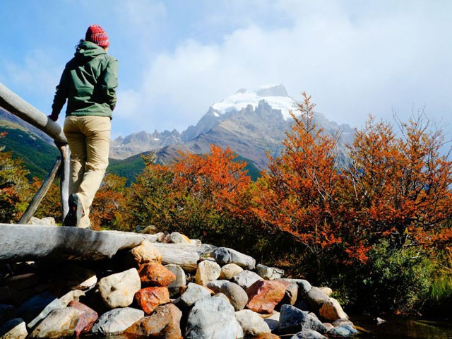 randonnée El Chalten, Patagonie, Argentine