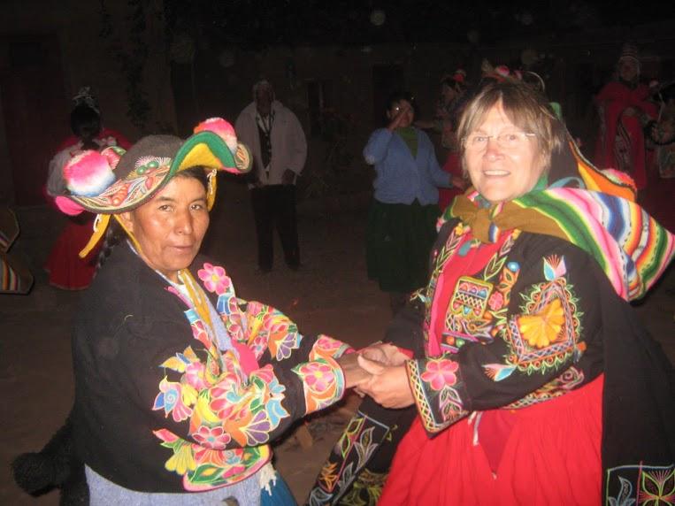 rencontre péruvienne