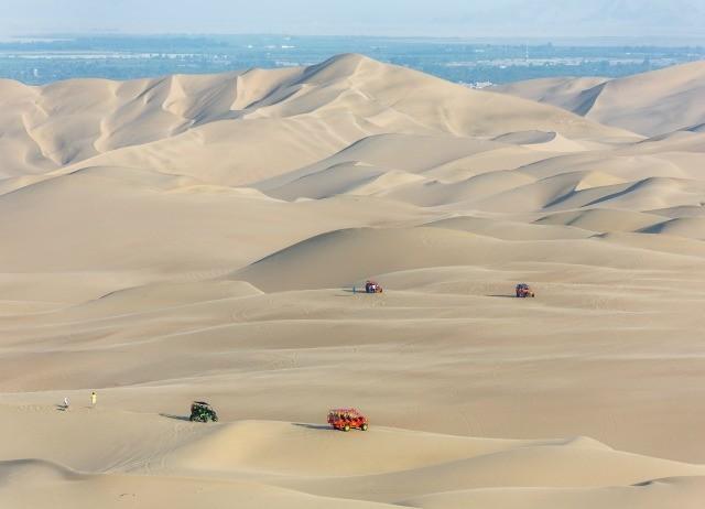 Dunes désert Atacama