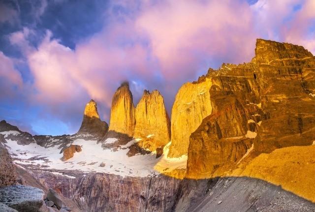 Les vraies Torres del Paine