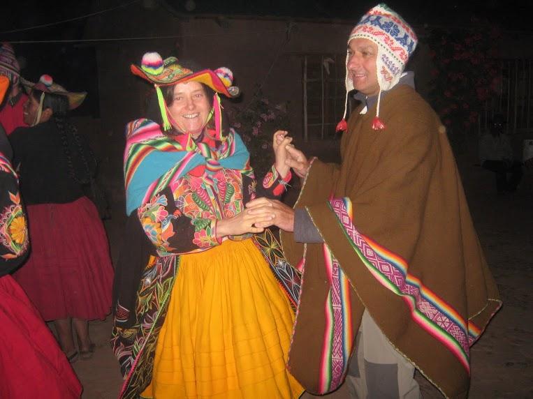 une soiree reussie a Capachica