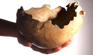 vaiselle cranienne Inca