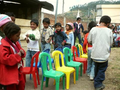 viSozial et la maison des jeunes de Quito